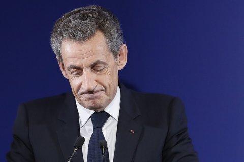 Во Франции взят под стражу экс-президент Саркози