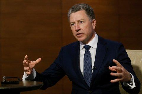 Волкер: Трамп хочет, чтобы Украина вернула себе «свою территорию»
