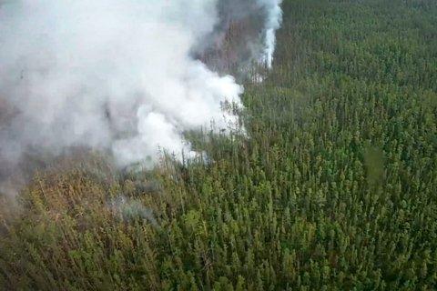 Глава Минвостокразвития заявил, что сильнее всех в мире горит Якутия