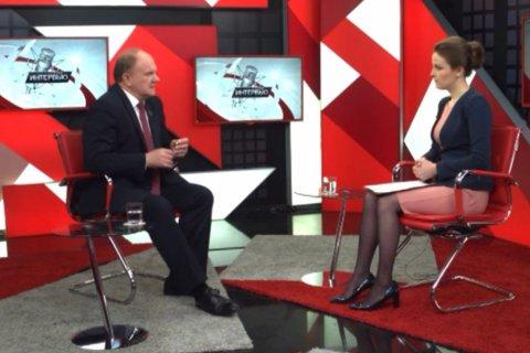 Большое интервью Геннадия Зюганова телеканалу «Красная линия» (07.06.2017)