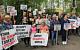 Протестующие против завоза московского мусора на российский Север предупреждают об угрозе распада государства