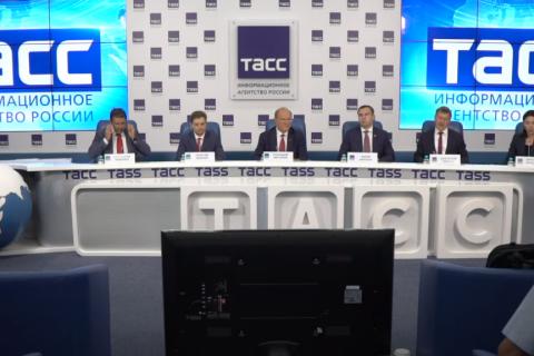 Пресс-конференция Геннадия Зюганова. КПРФ: безопасность общества и граждан. Онлайн трансляция