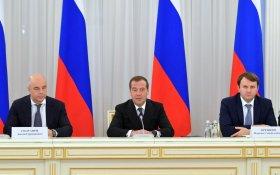 Медведев: В экономике России — «все в порядке»