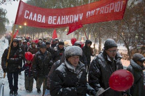 Мэр Новосибирска дал старт подготовке празднования 100-летия Великого Октября