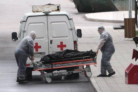 Число умерших от коронавируса в России превысило 8 тысяч человек
