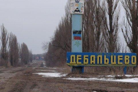 Двухдневное сражение под Дебальцево. Подробности