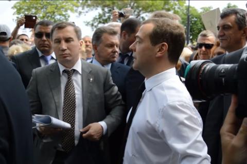 Дмитрий Медведев заявил об отсутствии денег для индексации пенсий