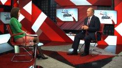 Интервью Геннадия Зюганова о повышении пенсионного возраста (Москва, 23.07.2018)
