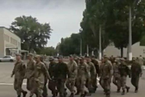 Как в украинской армии «перевоспитывают» пьяниц