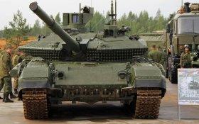 В ВПК похвастались «новейшим танком». Это модернизация танка 1970-х годов