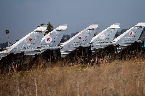 Путин внес в Госдуму соглашение о бессрочном размещении авиации в Сирии