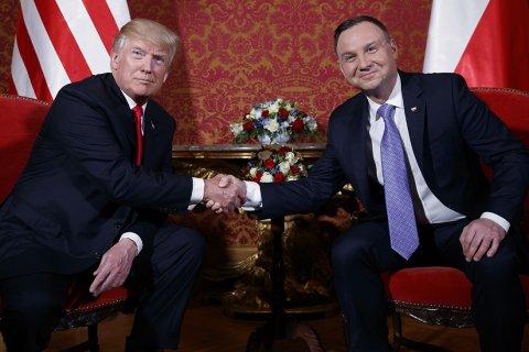 Трамп: Россия дестабилизирует ситуацию в Восточной Европе