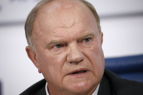 Лидер КПРФ Геннадий Зюганов обратится к Президенту РФ в связи с отказом допустить коммунистов на выборы 10 сентября