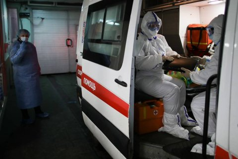 В Москве умерли от коронавируса более 4,5 тысяч человек