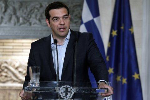 Ципрас: Европа подобна лунатику на краю пропасти