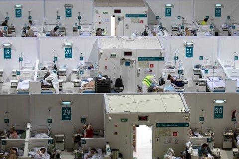 Собянин заявил о преодолении в Москве пика заболеваемости коронавирусом