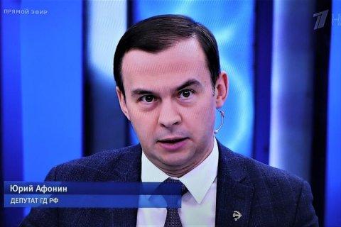 Юрий Афонин: Придя к власти, либералы установят диктатуру