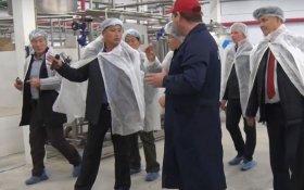Делегация ЦК Трудовой партии Кореи познакомилась в России с опытом лучших народных предприятий