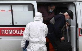 Общее количество заражений коронавирусом в России достигло 8672 человека