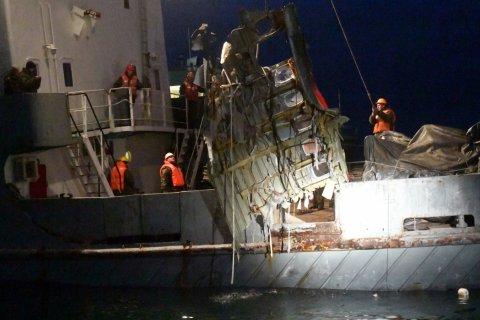 Очевидец рассказал подробности падения Ту-154
