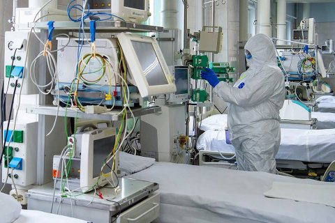 Крупнейшая московская больница работает на пределе возможностей