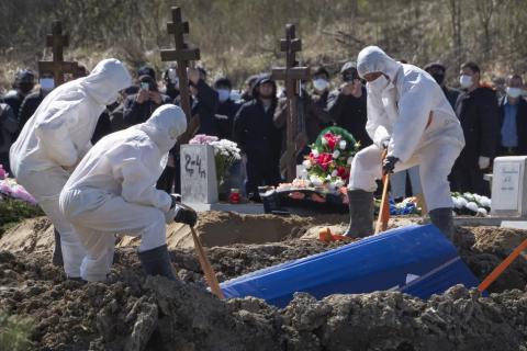 По итогам 2020 года лидером по росту доходов стали похоронные услуги