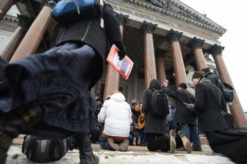 Петиция против передачи Исаакиевского собора РПЦ набрала более 160 тысяч подписей