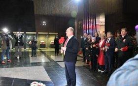 «Дорогой отцов-победителей». Геннадий Зюганов посетил Музей Победы в Москве