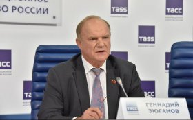 Геннадий Зюганов не исключил досрочных выборов в Государственную Думу