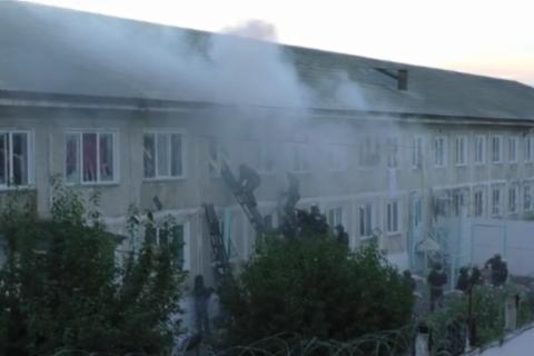 В Хакасии подавлен бунт заключенных-мусульман