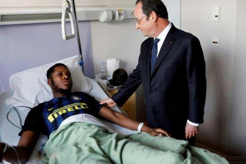 Французская полиция: подозреваемый был изнасилован дубинкой «случайно»