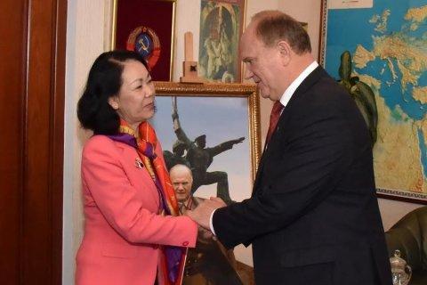 КПРФ и Компартия Вьетнама обсудили международное сотрудничество