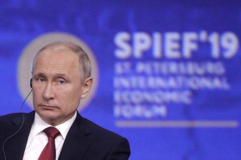 Путин заявил, что об объединении России и Белоруссии и речи быть не может