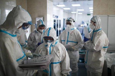В России впервые выявлено более 21 тысячи заболевших коронавирусом за сутки