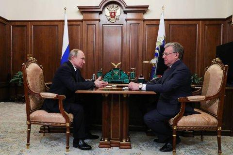 Кудрин: Масштаб коррупции не снижается и измеряется триллионами рублей
