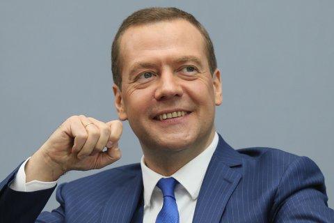 Медведев: Вопрос о прогрессивном налогообложении в правительстве не обсуждается