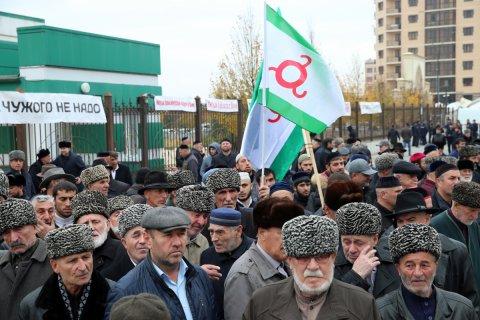 Конституционный суд РФ признал законным договор о новых границах между Чечней и Ингушетией