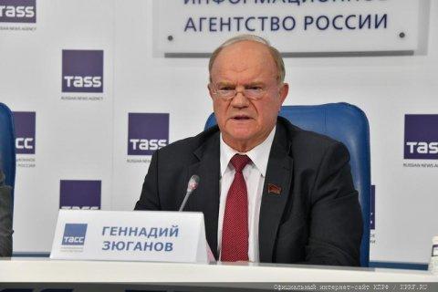 Геннадий Зюганов об итогах выборов: Мы укоренились и укрепились