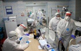 Число заболевших коронавирусом в России превысило 3,4 млн человек