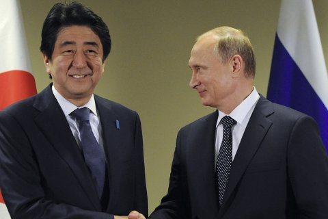 Кремль хочет договориться с Японией по Курилам