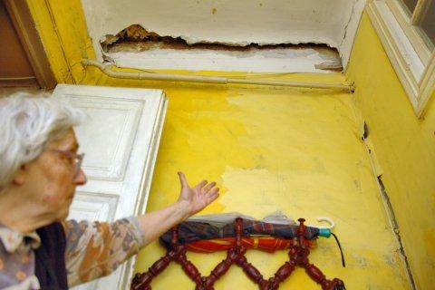 Восемьсот тысяч россиян живут в аварийном жилье