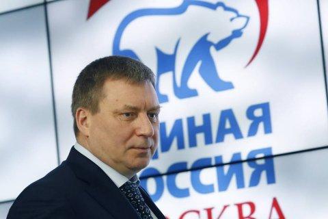 Валерий Рашкин направил запрос о проведении проверки в отношении главы московских единороссов Метельского