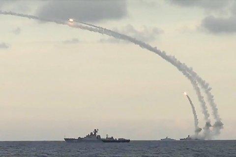 Российские силы начали масштабную операцию в Сирии