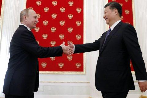 Путин: Визит главы Китая в Россию — центральное событие года