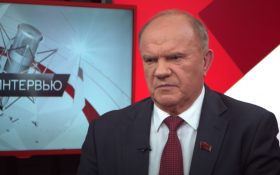 «Политическая расправа». Интервью Геннадия Зюганова по ситуации вокруг Левченко
