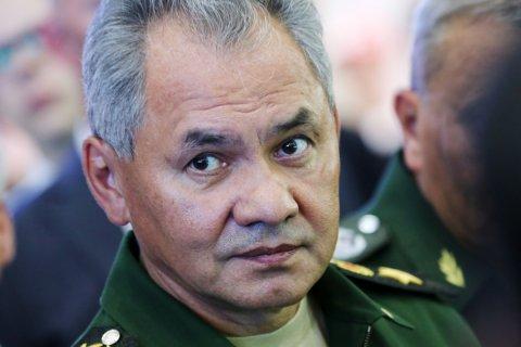 Министр обороны РФ Сергей Шойгу заявил о прекращении гражданской войны в Сирии