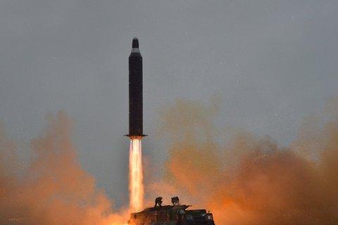 КНДР вновь запустила ракету над Японией. Подробности