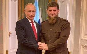 Кадыров сказал «господину Пескову» о праве обращаться напрямую к Путину