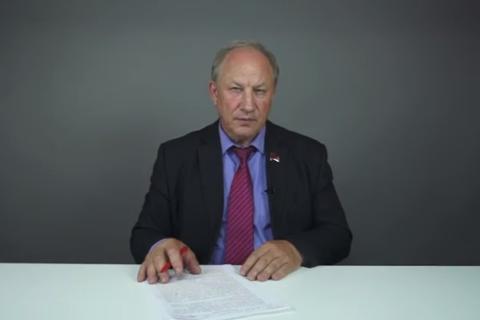 Валерий Рашкин: Диктатура пролетариата сменилась диктатурой олигархии
