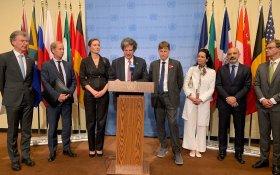 В Совете безопасности ООН раскритиковали решение Путина выдать паспорта жителям Донбасса